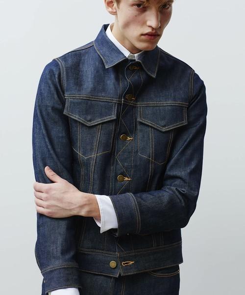 デニムジャケット=カジュアルコーデはもう古い!大人が着るべき最新デニムジャケットをpick 1番目の画像