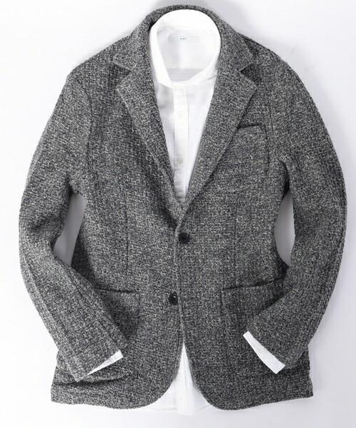 1万円台の救世主。羽織ればモテるSHIPSの最強ニットジャケット&着こなしテク 5番目の画像