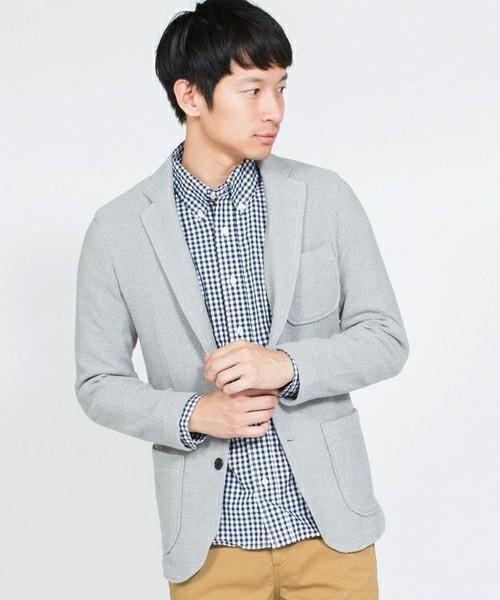 1万円台の救世主。羽織ればモテるSHIPSの最強ニットジャケット&着こなしテク 7番目の画像