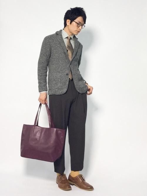 1万円台の救世主。羽織ればモテるSHIPSの最強ニットジャケット&着こなしテク 9番目の画像