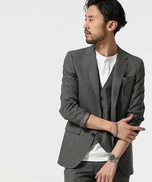 グレースーツと3種の神器「シャツ・ネクタイ・靴」の着こなし方:ワンランク上のおしゃれなスーツ姿へ 2番目の画像
