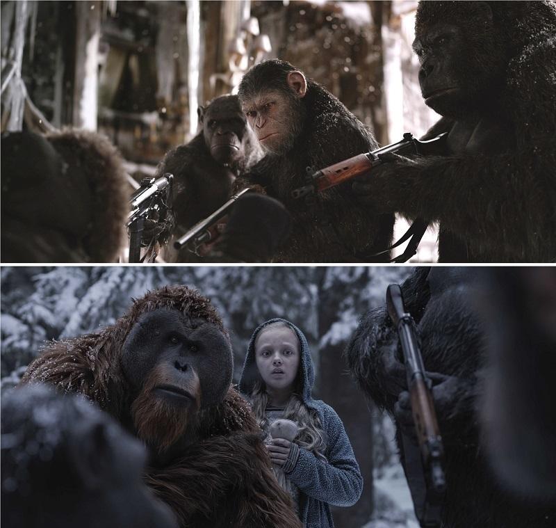猿のシーザーは理想のリーダー像か?ビジネスパーソン必見の映画「猿の惑星」最終章 2番目の画像