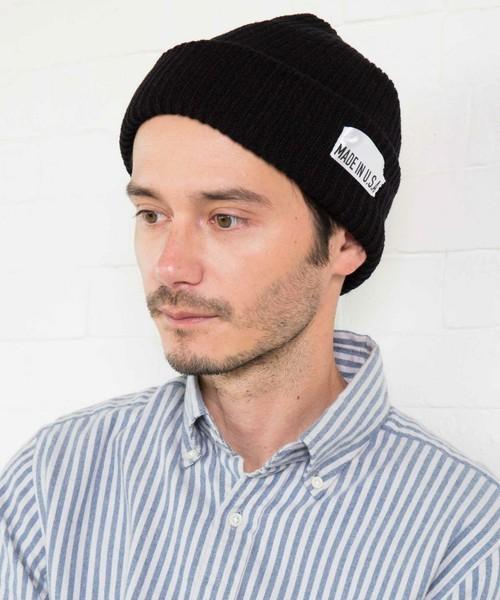 前髪、耳は出すのが正しい? メンズニット帽のかぶり方&おしゃれな着こなし術 7番目の画像