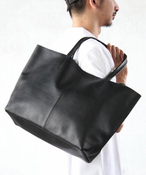 オフィスにトートバッグはあり派?なし派?A4サイズがラクラク入るビジネストートバッグ特集 1番目の画像