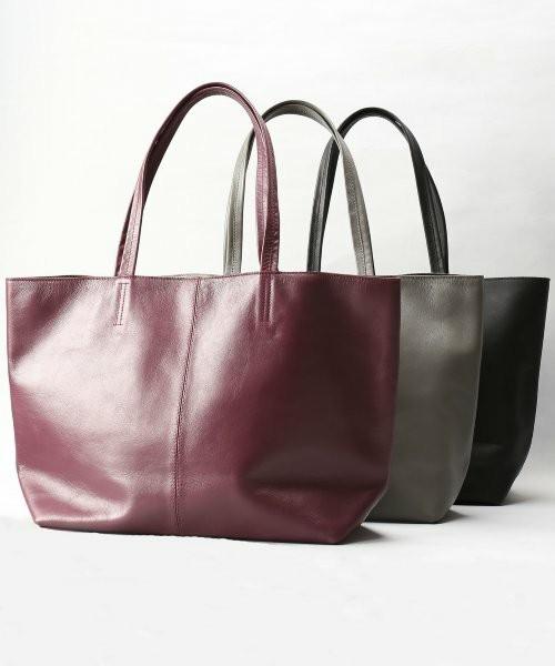 オフィスにトートバッグはあり派?なし派?A4サイズがラクラク入るビジネストートバッグ特集 2番目の画像