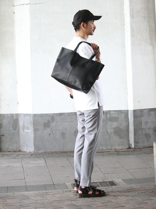 オフィスにトートバッグはあり派?なし派?A4サイズがラクラク入るビジネストートバッグ特集 3番目の画像