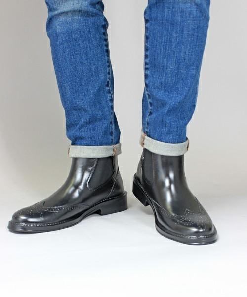 ジーンズに合わせる靴は何がベスト? 大人のジーンズスタイルに合う靴はこれだ! 7番目の画像