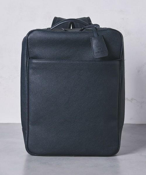 「スーツに背負ってもおしゃれにキマる」5つのメンズリュック:通勤はやっぱりリュックが楽! 7番目の画像