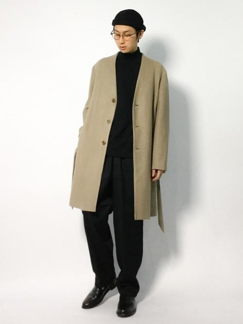 """コートは""""ロング丈""""がトレンド!今マネしたい、ロングコートを使った大人コーデ特集 4番目の画像"""