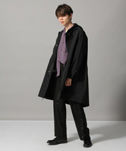 """コートは""""ロング丈""""がトレンド!今マネしたい、ロングコートを使った大人コーデ特集 7番目の画像"""