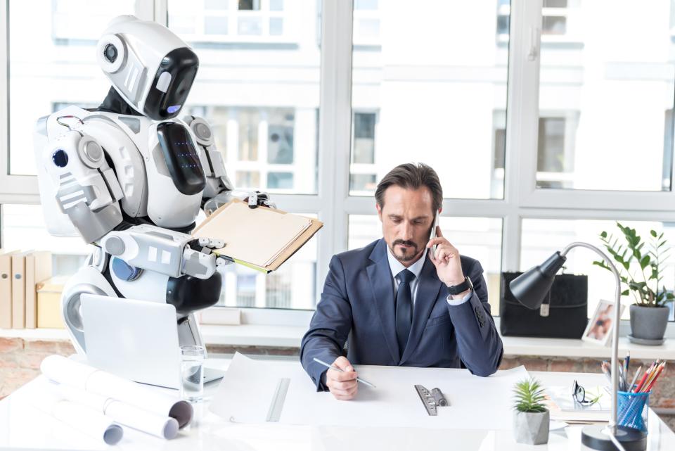【書き起こし】ロボットとの共栄。デビッド・リー「ロボット時代に伴う人間性のある新職業」を提唱 1番目の画像