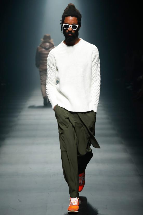 男の憧れを満たす人気ブランド「AKM」「1PIU1UGUALE3」最新ルックブック 10番目の画像