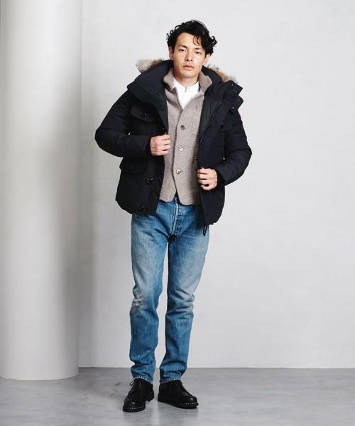 寒い冬のヘビロテアイテム「ダウンジャケット」は人気ブランドで押さえよう 6番目の画像