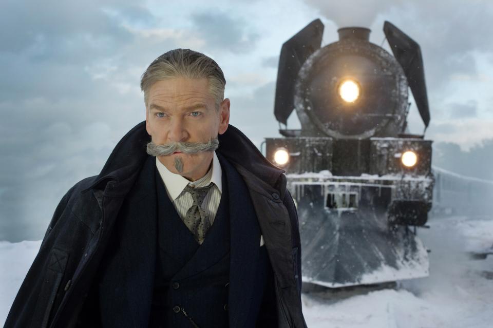 今年のクリスマスを飾る豪華寝台列車ミステリー「オリエント急行殺人事件」のスリルとサスペンス!! 1番目の画像