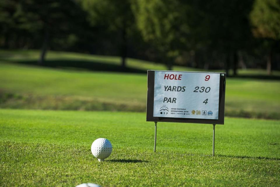 "【MEN'S EX】""フットゴルフ""って何?注目スポーツ・フットゴルフの魅力やルール、やり方を徹底解説 4番目の画像"