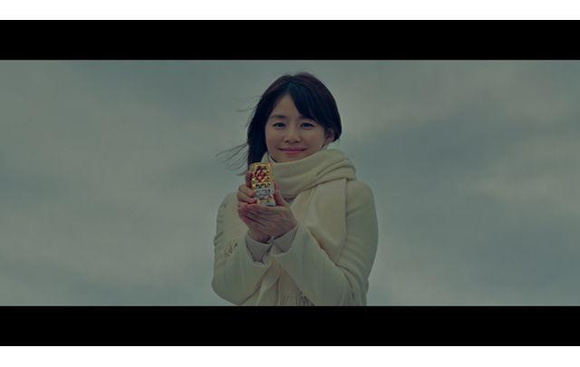 「ありがとう、お疲れさま」石田ゆり子のやさしさに寒い冬が暖かくなる動画公開! 1番目の画像