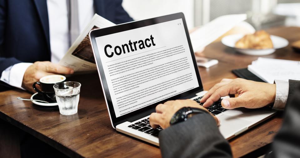 契約書を送付する時に気を付けなければならないマナー 1番目の画像