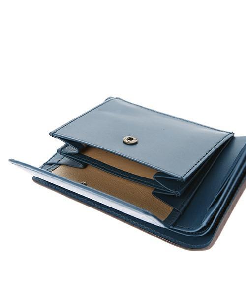 ボーナスで買いたい!男を上げるブランド革財布【二つ折り財布編】 10番目の画像