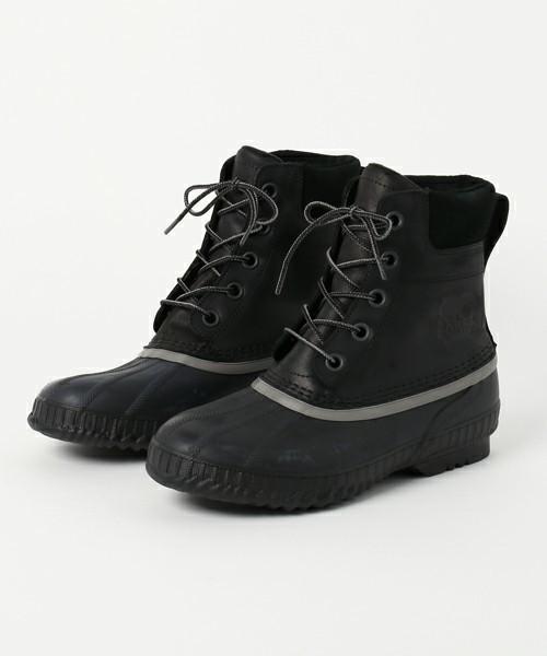 街で履くアウトドアブーツはこれ!暖かくて快適なSORELの冬用ブーツ特集 2番目の画像