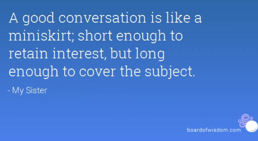 【書き起こし】プロ司会者が伝授する「良質な会話をするための10個のルール」 2番目の画像