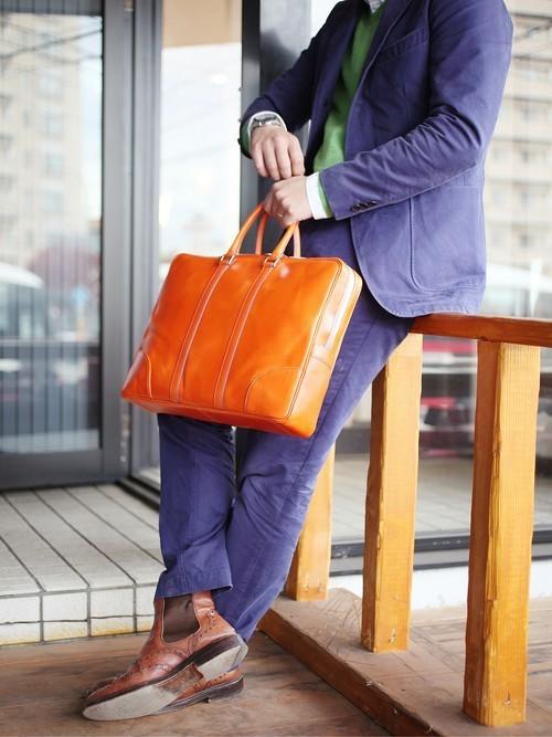 冬の冷たいビジネスマンの足元に「ブーツ」:スーツ×ブーツを履きこなすための取り扱い説明書 3番目の画像