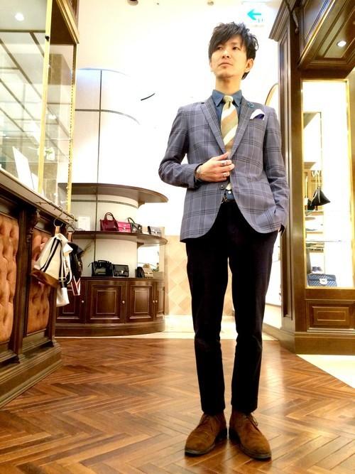 冬の冷たいビジネスマンの足元に「ブーツ」:スーツ×ブーツを履きこなすための取り扱い説明書 6番目の画像