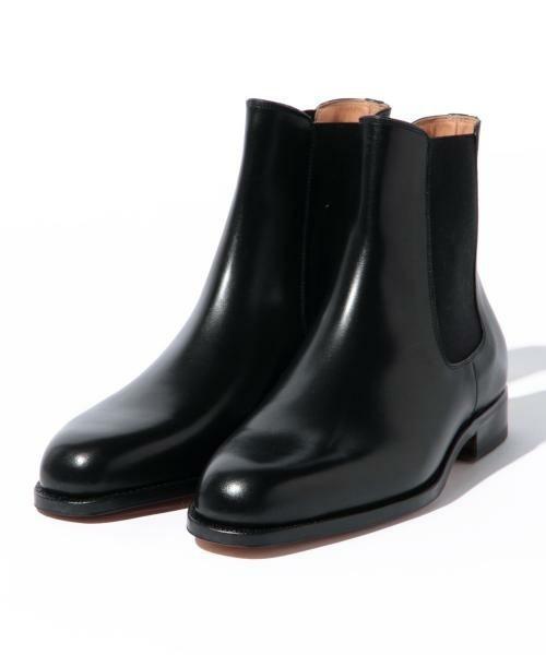 冬の冷たいビジネスマンの足元に「ブーツ」:スーツ×ブーツを履きこなすための取り扱い説明書 9番目の画像