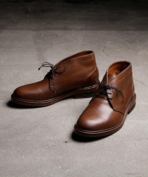 冬の冷たいビジネスマンの足元に「ブーツ」:スーツ×ブーツを履きこなすための取り扱い説明書 7番目の画像