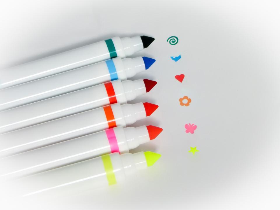 """仕事が驚くほどはかどる色分け手帳術! 効果的な""""色分け""""でマルチタスクをスマートにこなせ 3番目の画像"""