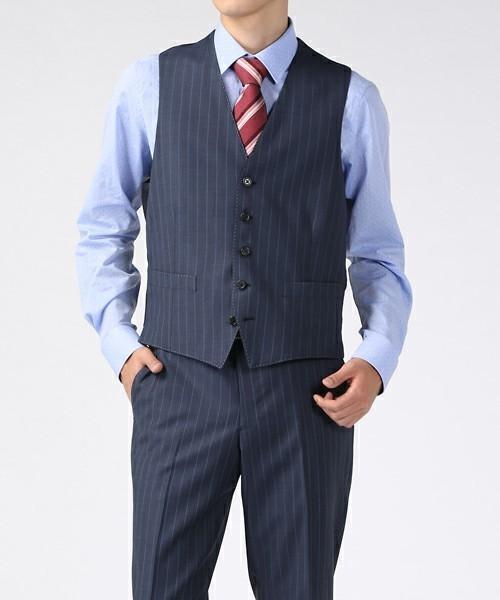 人気が再燃しつつある「スリーピーススーツ」:着こなしの基本マナーを知り、違いが分かる大人へ 2番目の画像