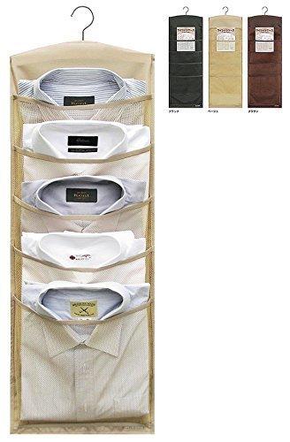 「シワひとつ付けない」ワイシャツ収納術:型崩れ・シワを防ぐワイシャツのたたみ方を紹介! 10番目の画像