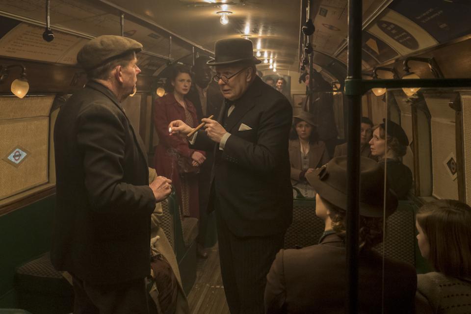 アカデミー賞レース第3弾「ウィンストン・チャーチル ヒトラーから世界を救った男」 3番目の画像