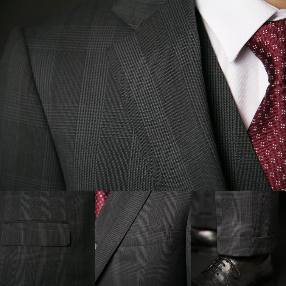 新卒営業マンが3万円からオーダーメイドスーツがつくれる「スマートテーラー」でビシっと大変身! 18番目の画像