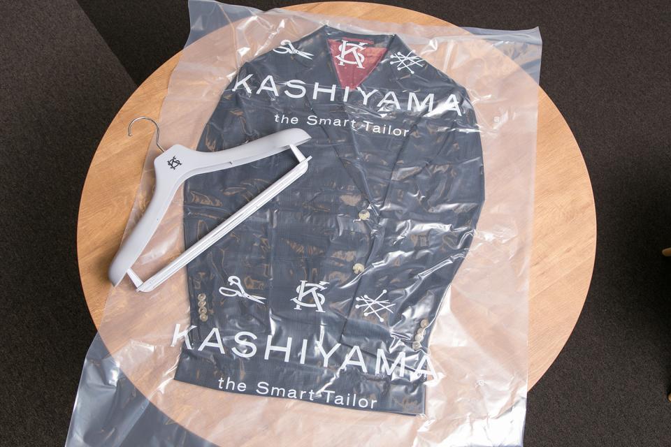 新卒営業マンが3万円からオーダーメイドスーツがつくれる「スマートテーラー」でビシっと大変身! 12番目の画像