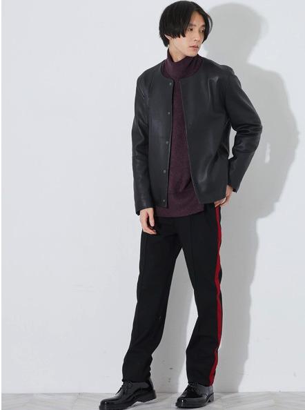 大人のライダースジャケット着こなし術。ライダースジャケットを使ったおすすめコーデ10選 11番目の画像