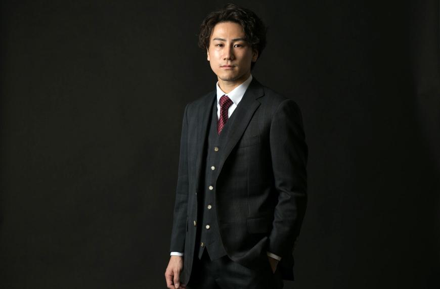 新卒営業マンが3万円からオーダーメイドスーツがつくれる「スマートテーラー」でビシっと大変身! 16番目の画像