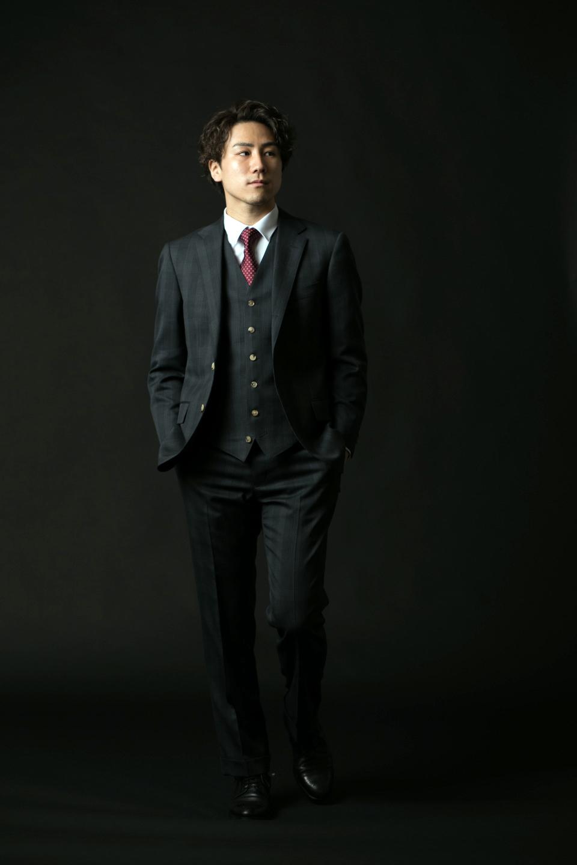 新卒営業マンが3万円からオーダーメイドスーツがつくれる「スマートテーラー」でビシっと大変身! 15番目の画像