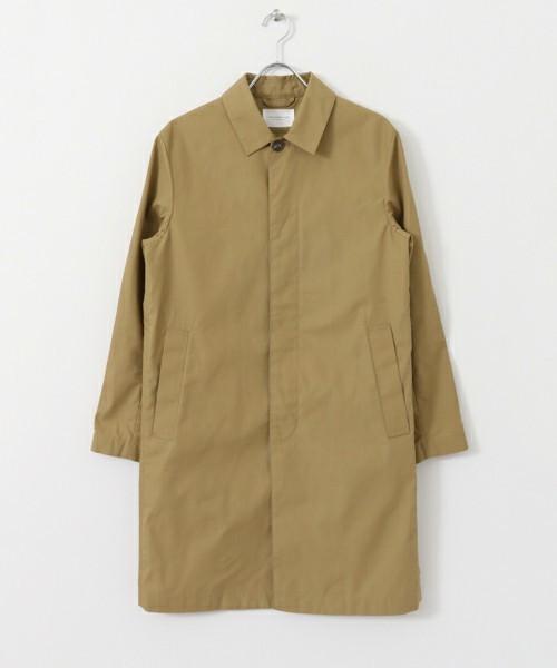 メンズスプリングコートの着こなし&着回せるコートを選ぶコツ【ビジネス兼用】 14番目の画像