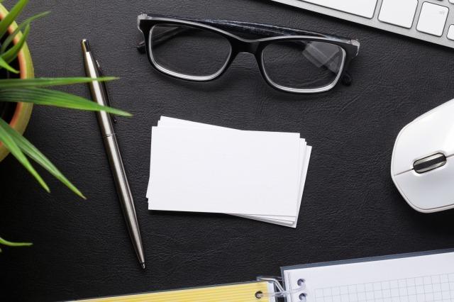 名刺の空白部分にメッセージやメモを書く際に気を付けたいマナー 1番目の画像