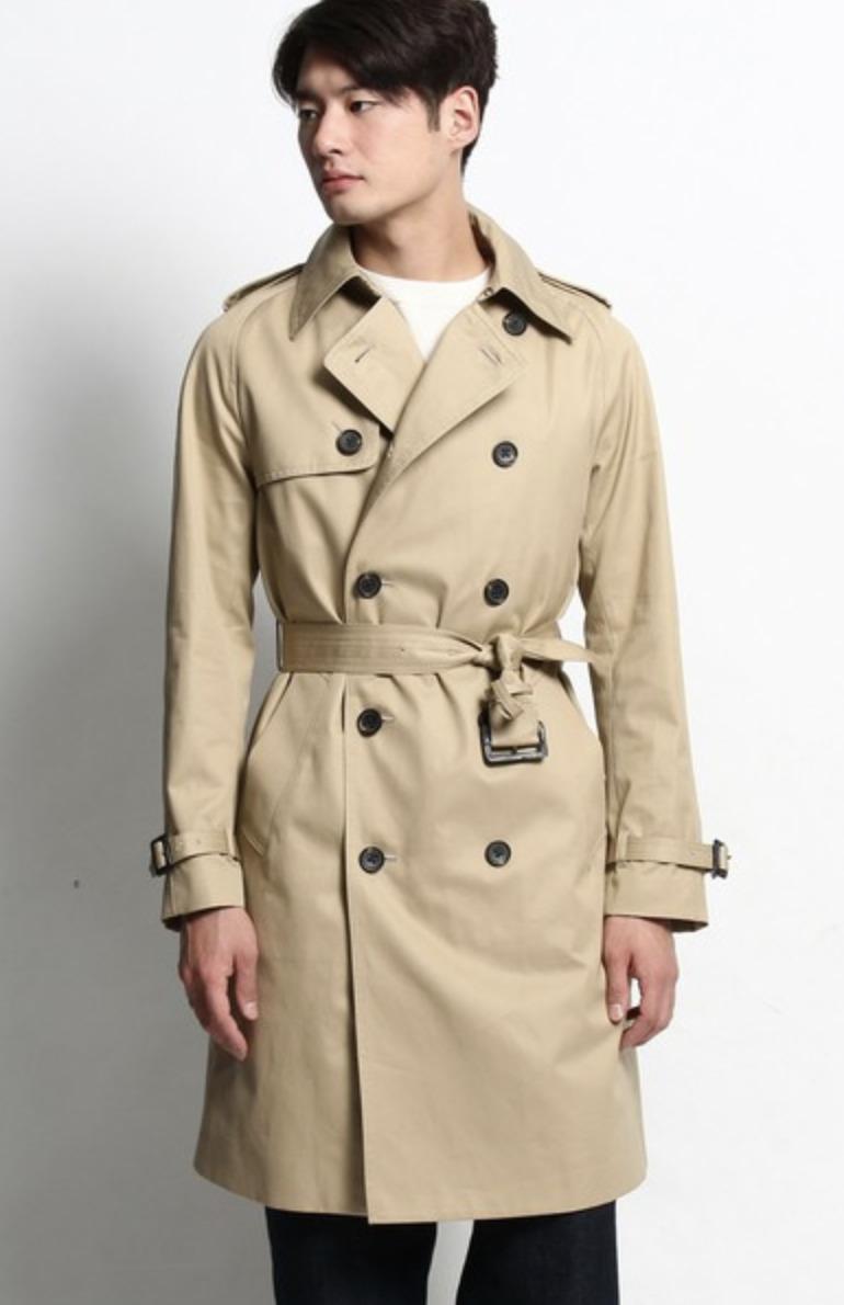 メンズスプリングコートの着こなし&着回せるコートを選ぶコツ【ビジネス兼用】 7番目の画像
