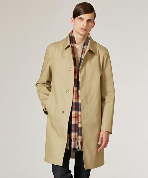 メンズスプリングコートの着こなし&着回せるコートを選ぶコツ【ビジネス兼用】 8番目の画像