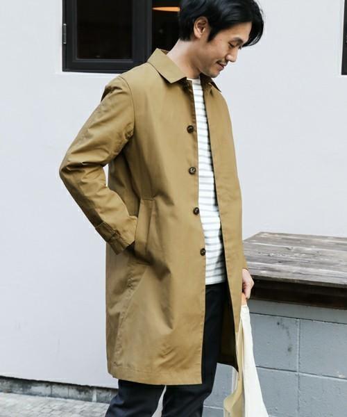 メンズスプリングコートの着こなし&着回せるコートを選ぶコツ【ビジネス兼用】 13番目の画像