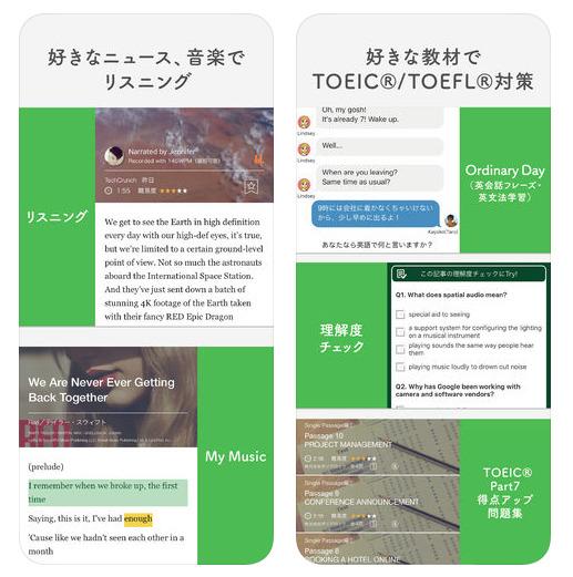 英語レベル別に記事選定!わからない単語もワンタップ表示!英語ニュースアプリ「POLYGLOTS」 2番目の画像