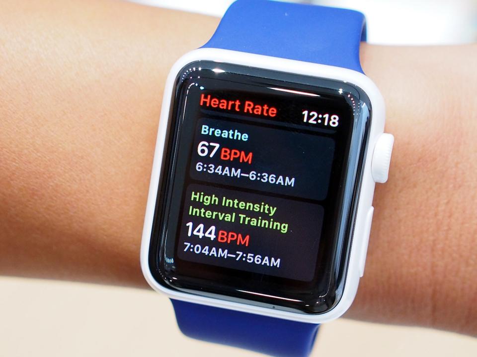 石野純也のモバイル活用術:Apple WatchのGymkit対応によりジムでの使い勝手が向上 2番目の画像