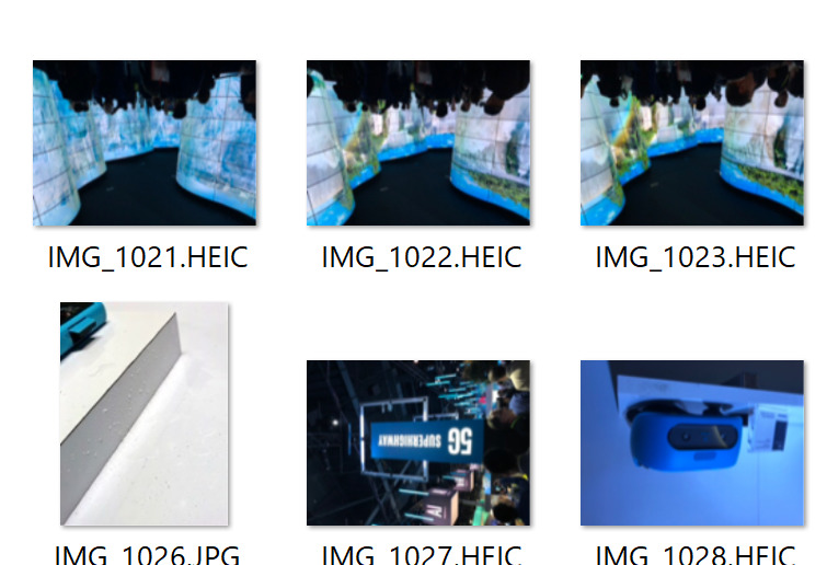 西田宗千佳のトレンドノート:iPhoneなどで採用されてる新画像フォーマット「HEIF」とは? 5番目の画像