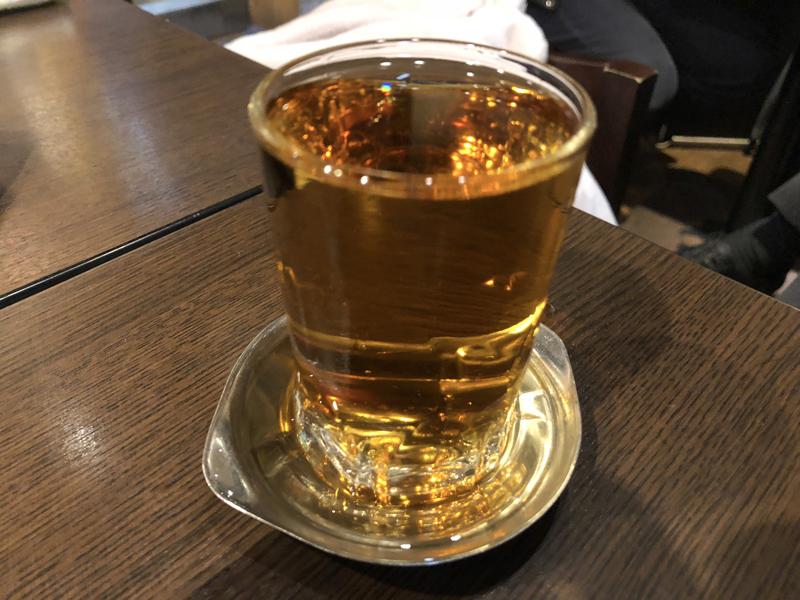 高円寺、アルコールコール。ミノ刺しと冷製レバーが食べれる牛専門店「牛八」 11番目の画像