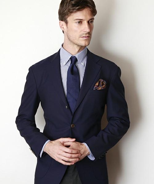 ネクタイなしはNG?スーツ×ネクタイ&ノーネクタイの基本マナー 6番目の画像