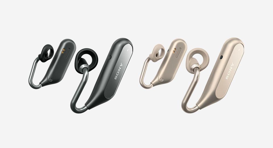 西田宗千佳のトレンドノート:ソニー「Xperia Ear Duo」が開く「ヘッドホン大進化」の時代 2番目の画像