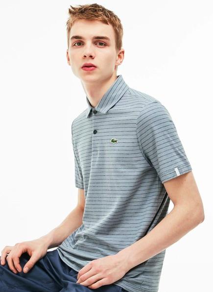 ポロシャツ選びのコツは「生地」にあり!大人メンズのポロシャツコーデ18選 2番目の画像