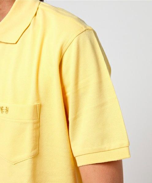ポロシャツ選びのコツは「生地」にあり!大人メンズのポロシャツコーデ18選 3番目の画像